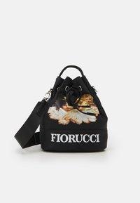 Fiorucci - ANGELS POUCH BAG - Torebka - black - 0