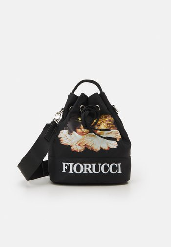 ANGELS POUCH BAG - Handbag - black