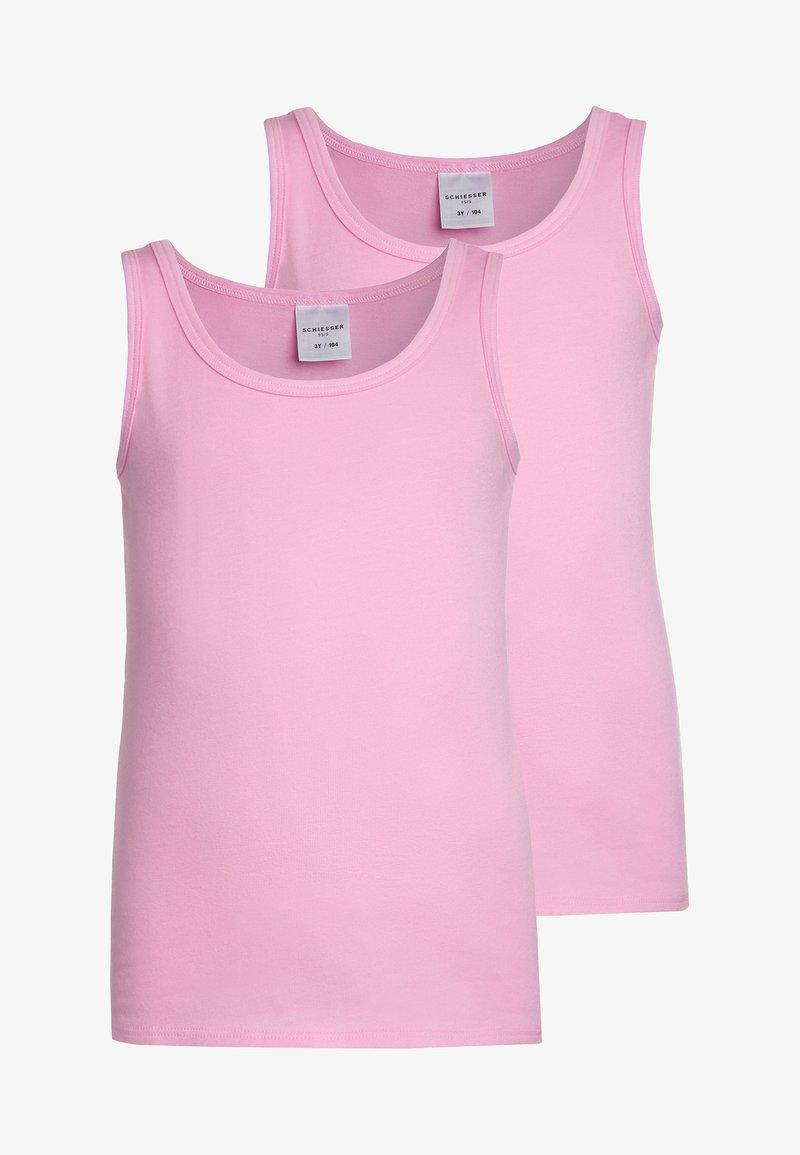 Schiesser - 2 PACK - Undershirt - rosa