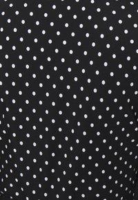 Lauren Ralph Lauren - Denní šaty - polo black/white - 7