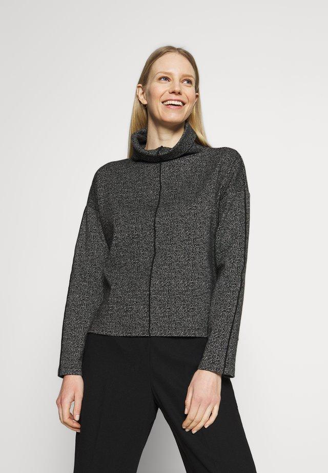 GABINA - Sweter - black