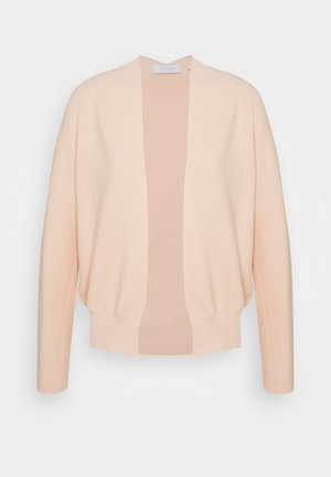 CARDIGAN SEAMLESS - Cardigan - peach