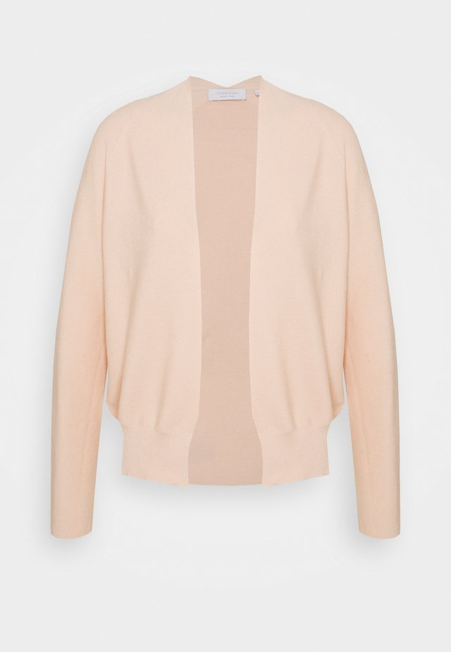 CARDIGAN SEAMLESS - Vest - peach