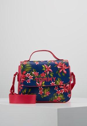 GIRL FLOWER CROSSOVER - Across body bag - pink