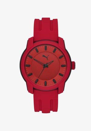 TRADITIONAL - Horloge - red
