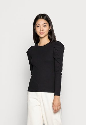 NATASHA  - Camiseta de manga larga - black