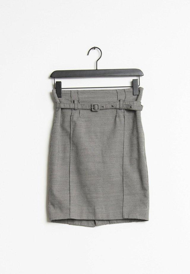 Pencil skirt - grey