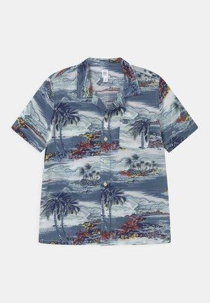 BOYS CAMP - Shirt - blue