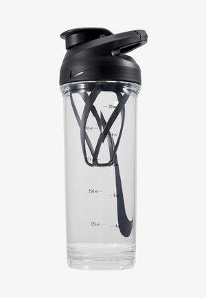 HYPERCHARGE SHAKER BOTTLE - Drikkeflaske - clear/black