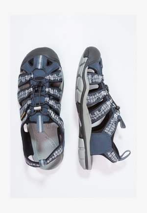 CLEARWATER CNX - Walking sandals - midnight navy/vapor