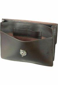 Leonhard Heyden - Briefcase - braun - 5