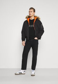Schott - POWELL - Winter jacket - black - 1
