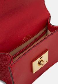 Lauren Ralph Lauren - CROSSBODY MINI - Across body bag - red - 2