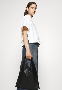 MM6 Maison Margiela - SKIRT - Denim skirt - vintage wash - 3