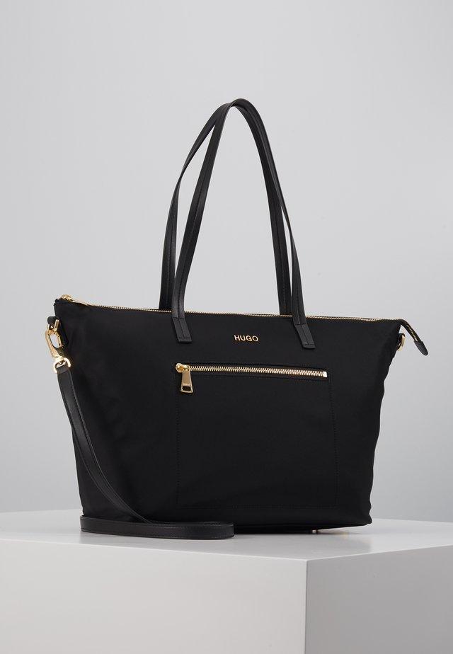 MEGAN TOTE NYLON - Shopping bag - black
