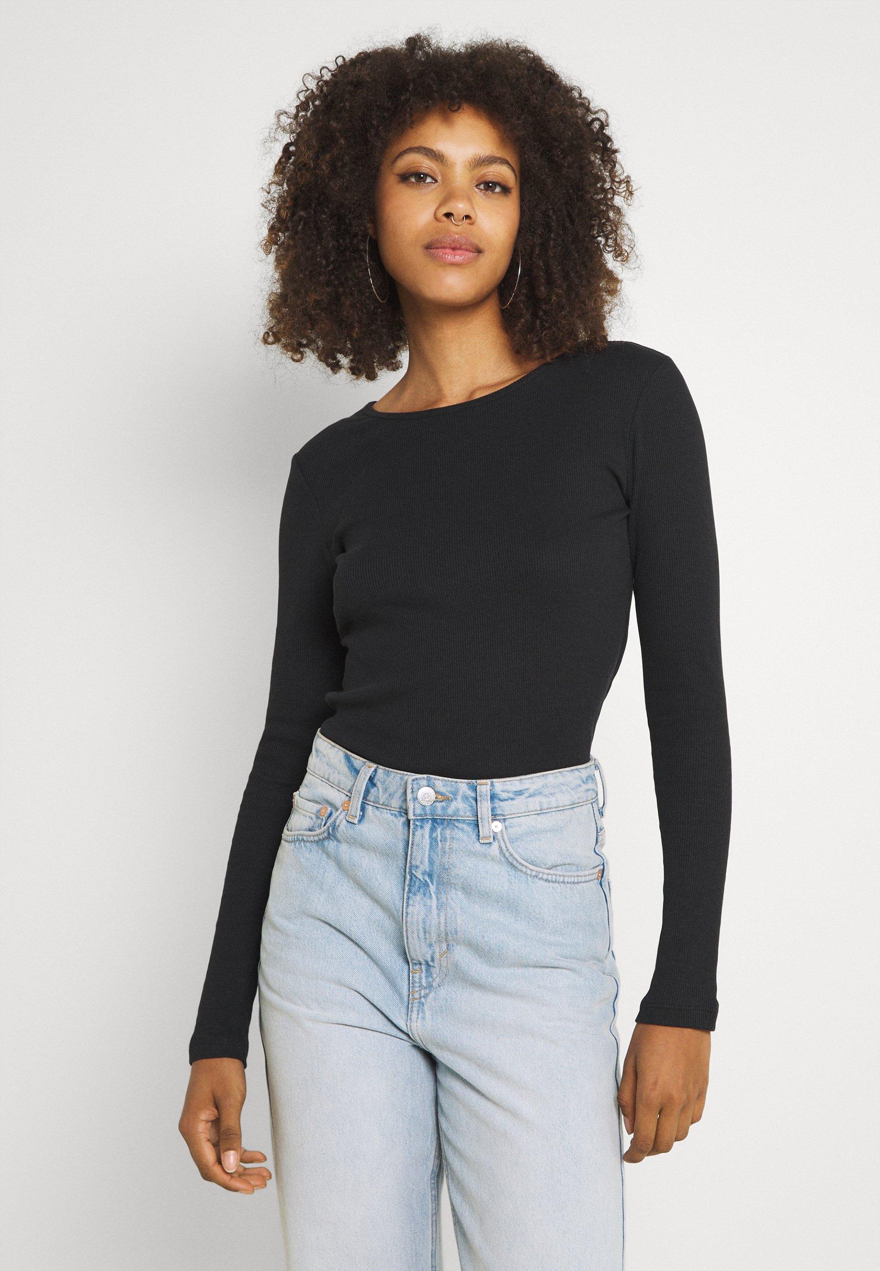 Femme VMNATASHA - T-shirt à manches longues