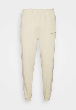 MENNACE UNISEX - Teplákové kalhoty - neutral