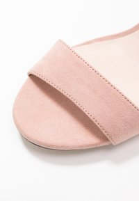 Bianco - BIAADORE BASIC - Sandals - powder - 2