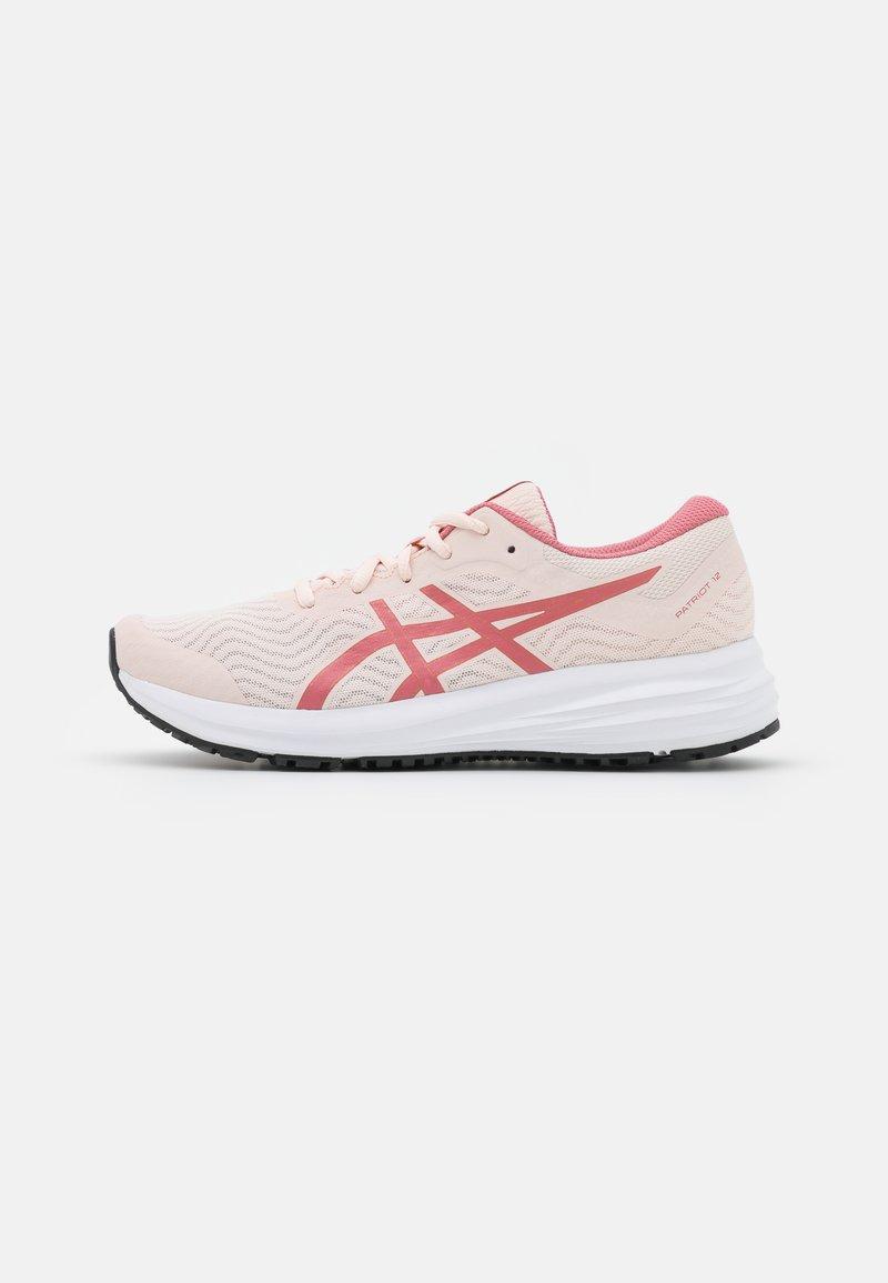 ASICS - PATRIOT 12 - Neutral running shoes - pearl pink/smokey rose