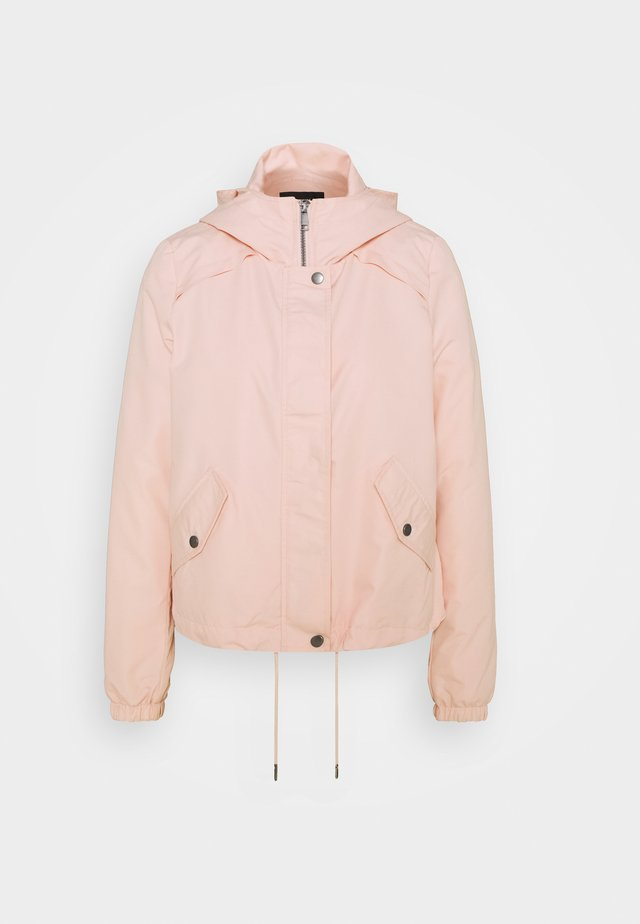 VMZOA - Summer jacket - sepia rose