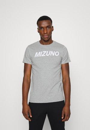 TEE - T-shirt print - gray