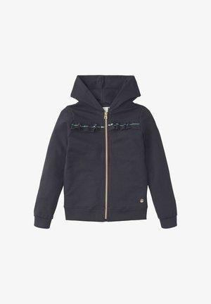 Zip-up hoodie - night sky blue