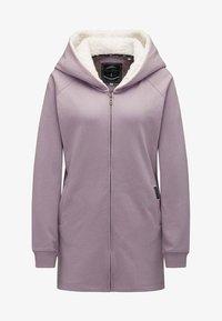 DreiMaster - Zip-up hoodie - light pink - 4