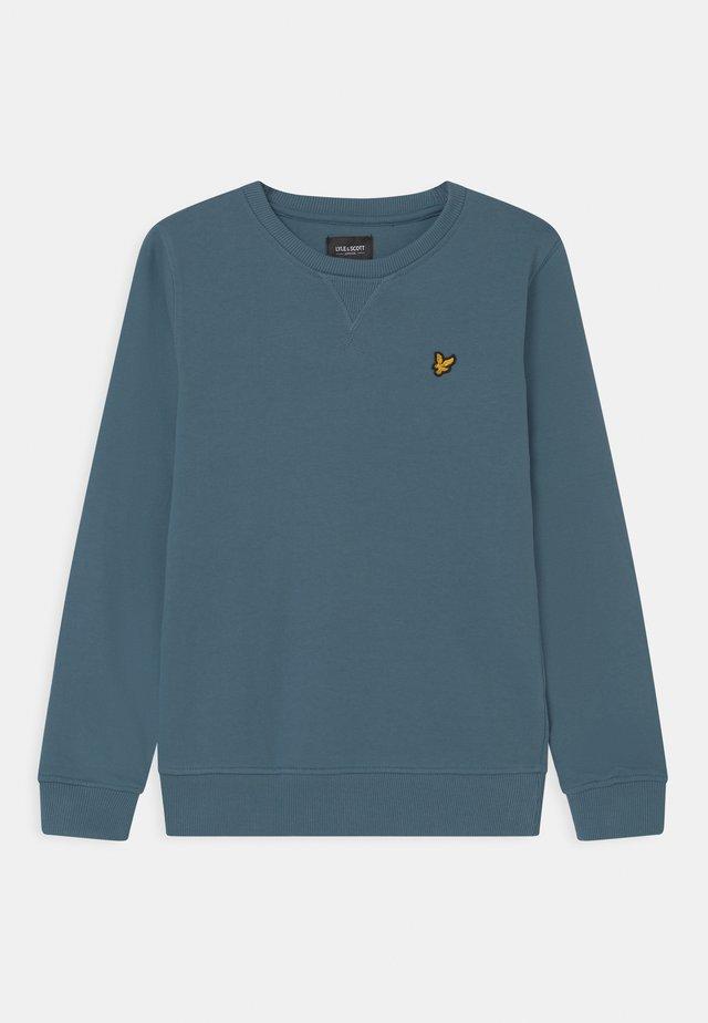 CLASSIC CREW NECK - Sweater - bluestone