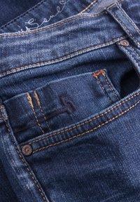 Five Fellas - GRACIA - Slim fit jeans - blau - 7