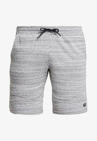 Pier One - Shorts - mottled light grey - 4