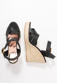 Ted Baker - SELLANA - High heeled sandals - black - 3