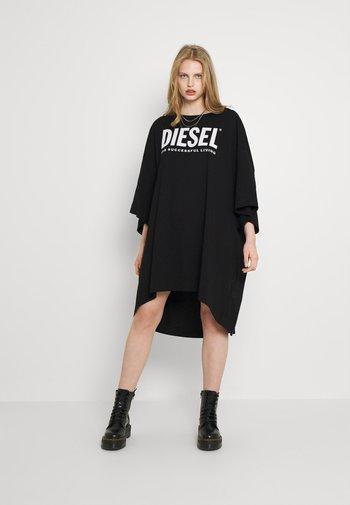 EXTRA ECOLOGO - Jersey dress - schwarz