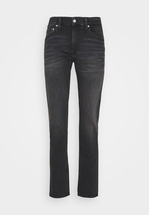 CKJ 026 SLIM - Jeans Slim Fit - washed black
