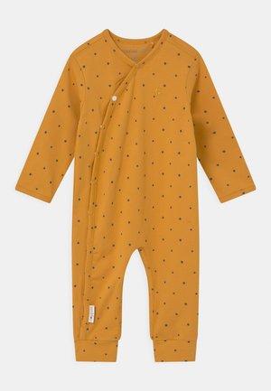 BABY PLAYSUIT NOORVIK - Pyžamo - honey yellow