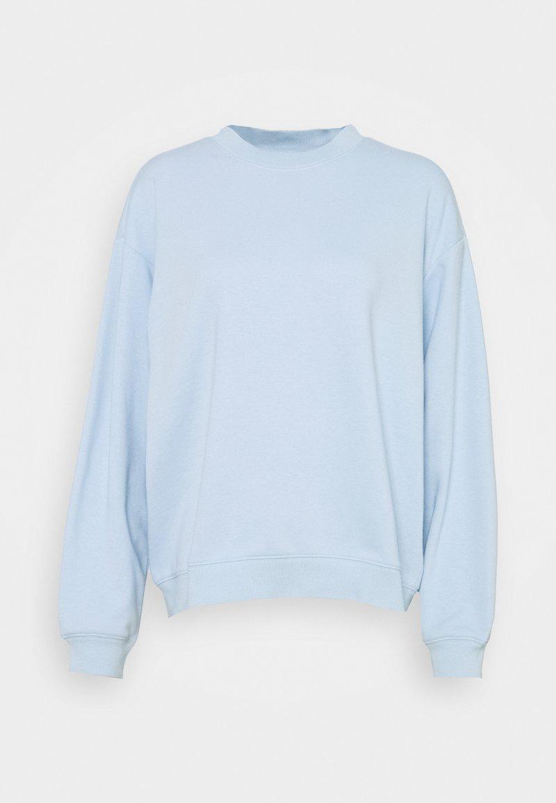 Monki - Sweatshirt - blue light