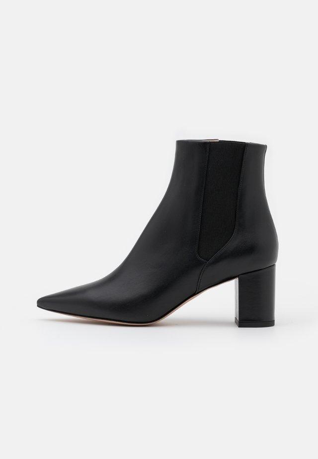INES - Kotníkové boty - black
