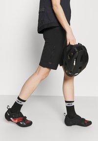 Ziener - NIVIA LADY - Sportovní kraťasy - black - 3