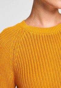 QS by s.Oliver - Jumper - yellow - 3
