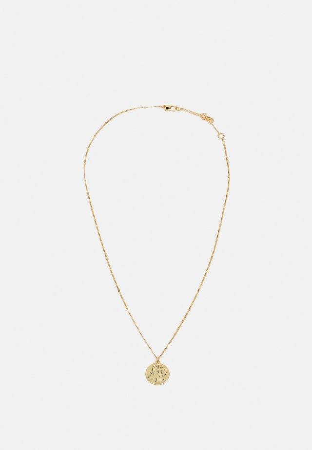 ARIES PENDANT - Ketting - gold-coloured