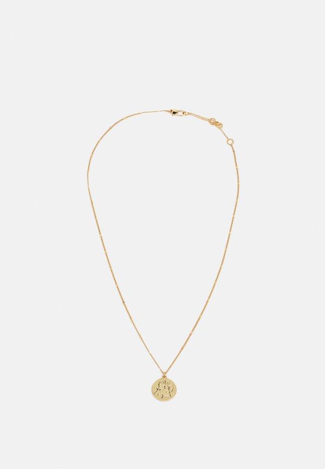 ARIES PENDANT - Collana - gold-coloured