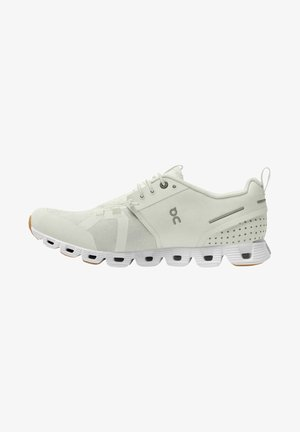 Trainers - all white