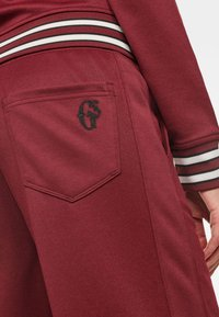 G-Star - LUCAY WIDE TRACK PANT WMN - Trousers - port red - 2