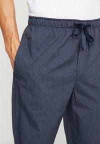 Schiesser - Pyžamový spodní díl - dark blue - 4