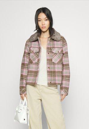 PCERINA JACKET - Light jacket - falconpastel lavender paloma