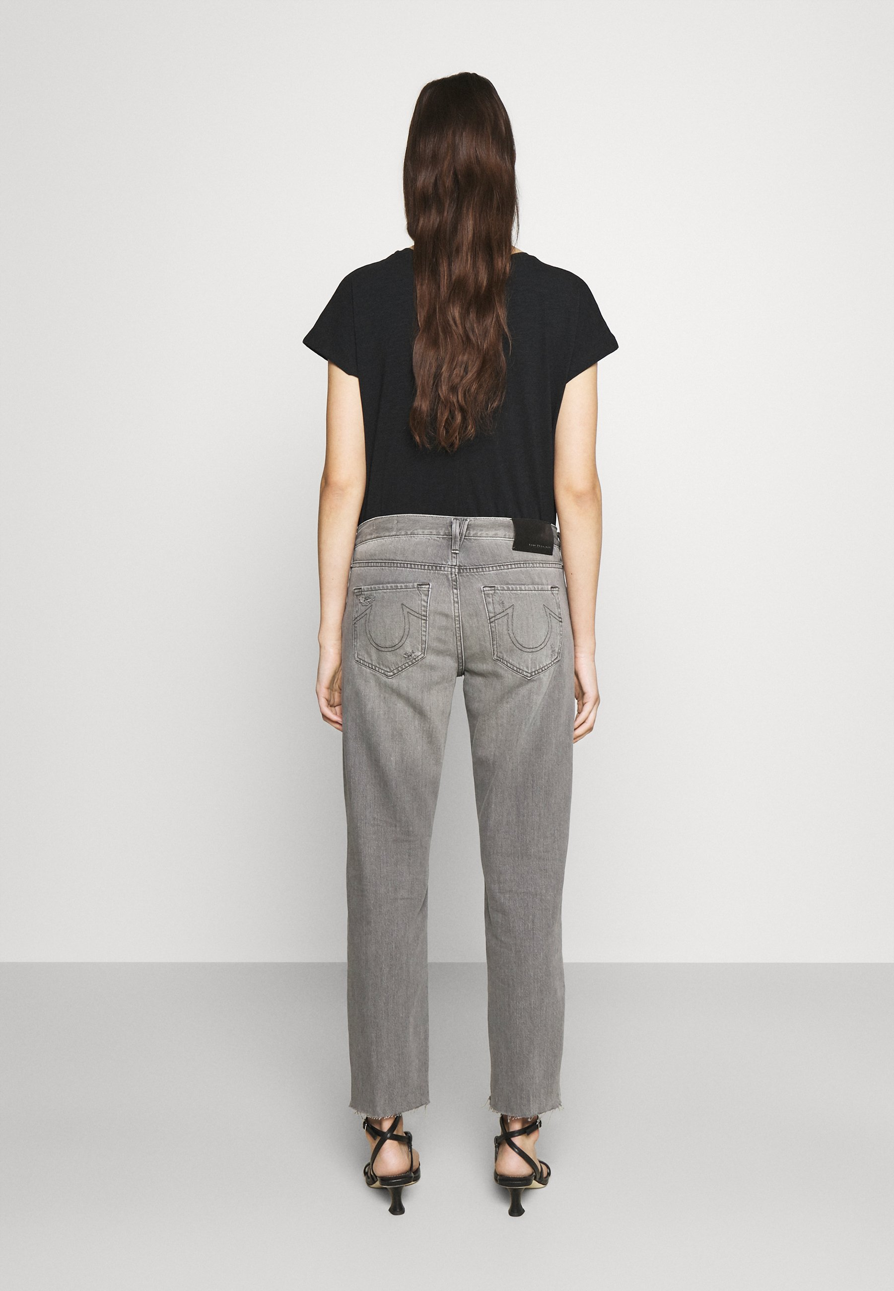 Women BOYFRIEND - Straight leg jeans
