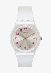 Swatch - PEARLAZING - Zegarek - weiß - 0