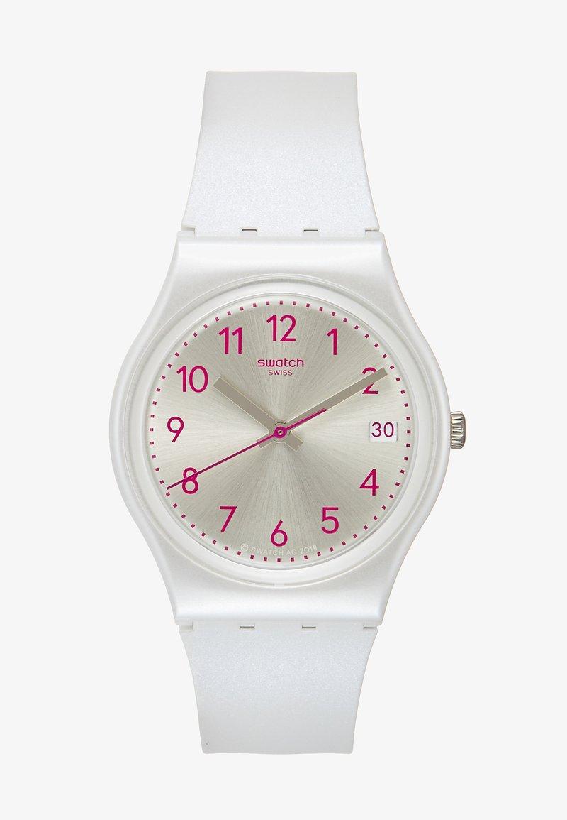 Swatch - PEARLAZING - Zegarek - weiß