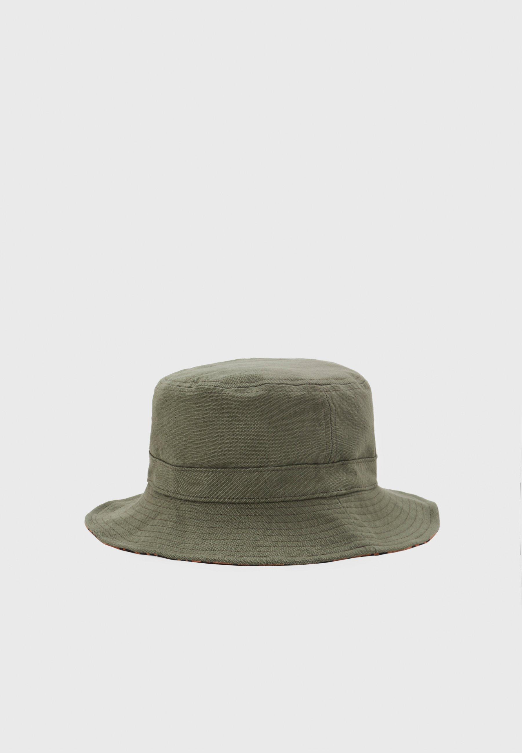 Homme PETRA REVERSIBLE BUCKET HAT UNISEX - Chapeau