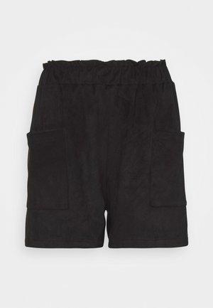 NMUVA SHORTS - Shorts - black