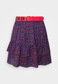 NIKKIE - SINCLAIR SKIRT - Mini skirt - rough red - 4
